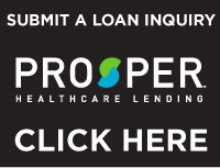 Submit a loan inquiry to prosper healthcare lending