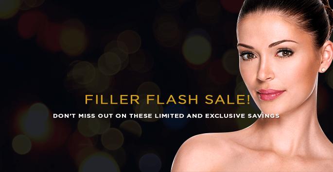 Filler flash sale graphic