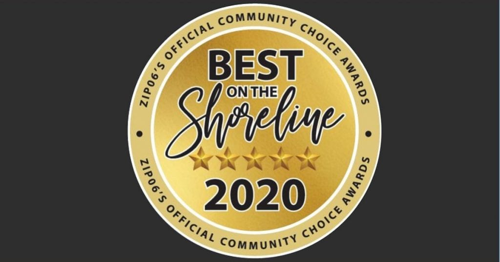 Best of the Shoreline 2020 award